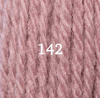 Appletons Crewel Wool 142 Dull Rose Pink