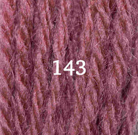 Appletons Tapestry Wool 143 Dull Rose Pink