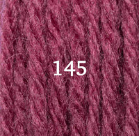 Appletons Crewel Wool 145 Dull Rose Pink