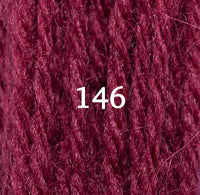 Appletons Crewel Wool 146 Dull Rose Pink