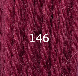 Appletons Tapestry Wool 146 Dull Rose Pink