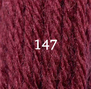 Appletons Crewel Wool 147 Dull Rose Pink