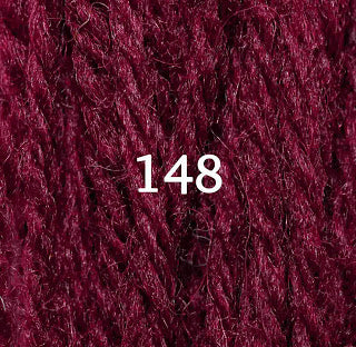 Appletons Crewel Wool 148 Dull Rose Pink - Morris & Sons Australia