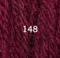 Appletons Crewel Wool 148 Dull Rose Pink