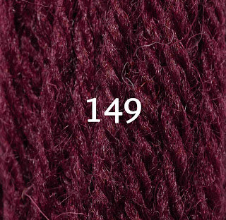 Appletons Crewel Wool 149 Dull Rose Pink - Morris & Sons Australia