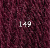 Appletons Tapestry Wool 149 Dull Rose Pink