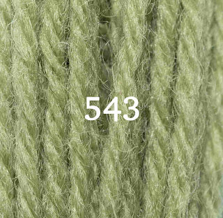 Appletons Crewel Wool 543 Early English Green