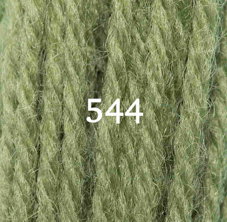 Appletons Crewel Wool 544 Early English Green