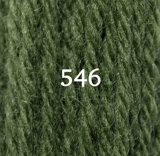 Appletons Crewel Wool 546 Early English Green