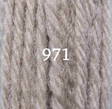 Appletons Crewel Wool 971 Elephant Grey