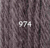 Appletons Crewel Wool 974 Elephant Grey