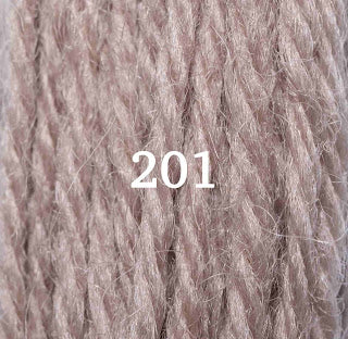 Appletons Crewel Wool 201 Flame Red