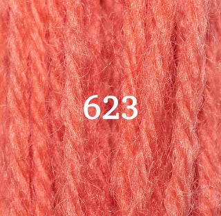 Appletons Crewel Wool 623 Flamingo