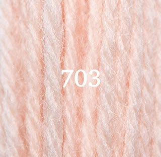 Appletons Crewel Wool 703 Flesh Tints