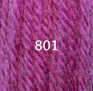 Appletons Crewel Wool 801 Fuschia