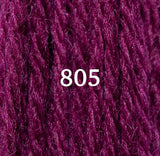 Appletons Crewel Wool 805 Fuschia