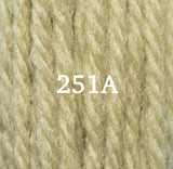 Appletons Crewel Wool 251A Grass Green - Morris & Sons Australia