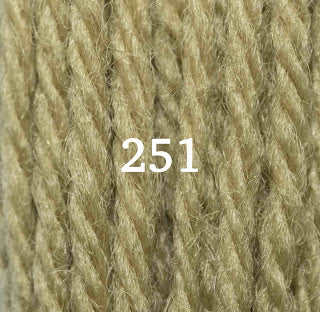 Appletons Tapestry Wool 251 Grass Green