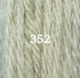 Appletons Tapestry Wool 352 Grey Green