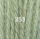Appletons Crewel Wool 353 Grey Green