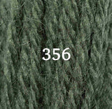 Appletons Tapestry Wool 356 Grey Green