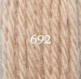 Appletons Crewel Wool 692 Honeysuckle Yellow