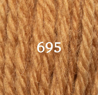 Appletons Crewel Wool 695 Honeysuckle Yellow