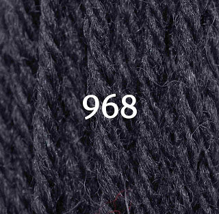 Appletons Crewel Wool 968 Iron Grey