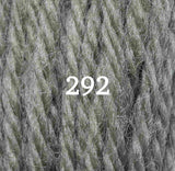 Appletons Tapestry Wool 292 Jacobean Green