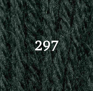 Appletons Tapestry Wool 297 Jacobean Green