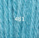 Appletons Crewel Wool 481 Kingfisher