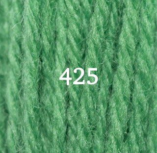 Appletons Crewel Wool 425 Leaf Green