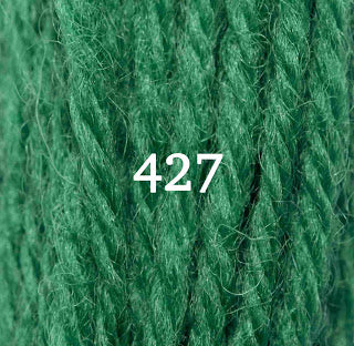 Appletons Crewel Wool 427 Leaf Green