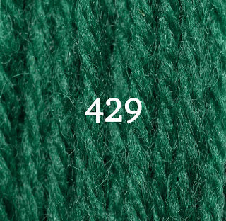 Appletons Crewel Wool 429 Leaf Green