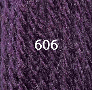 Appletons Crewel Wool 606 Mauve