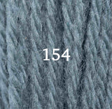 Appletons Tapestry Wool 154 Mid Blue