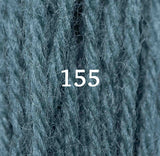Appletons Crewel Wool 155 Mid Blue - Morris & Sons Australia