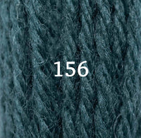 Appletons Tapestry Wool 156 Mid Blue