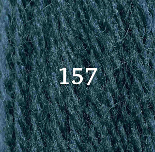 Appletons Crewel Wool 157 Mid Blue