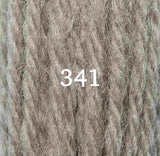 Appletons Tapestry Wool 341 Mud Olive Green