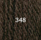 Appletons Tapestry Wool 348 Mud Olive Green
