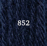 Appletons Crewel Wool 852 Navy Blue