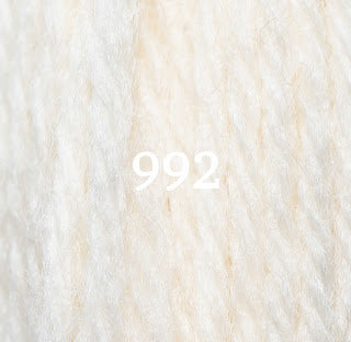 Appletons Crewel Wool 992 Off White