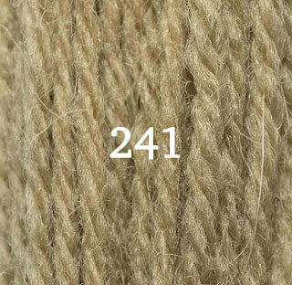 Appletons Crewel Wool 241 Olive Green