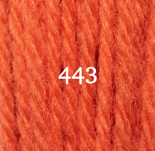 Appletons Crewel Wool 443 Orange Red