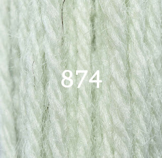 Appletons Crewel Wool 874 Pastel Shades