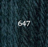 Appletons Crewel Wool 647 Peacock Blue