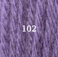 Appletons Tapestry Wool 102 Purple