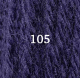 Appletons Crewel Wool 105 Purple - Morris & Sons Australia