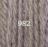 Appletons Crewel Wool 982 Putty Groundings